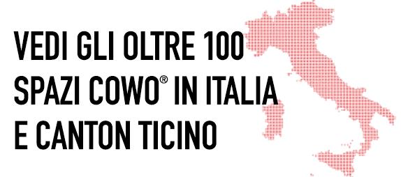 coworking cowo in italia e canton ticino